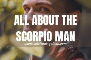 Ignore a man you scorpio does why Ignoring a