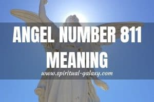 Angel Number 811 Hidden Meaning